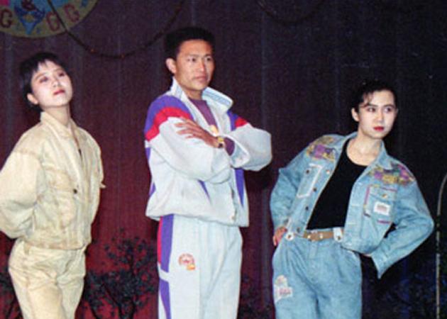 上世纪80年代的时装秀