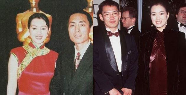 1992年奥斯卡+1996年金球奖上的巩俐