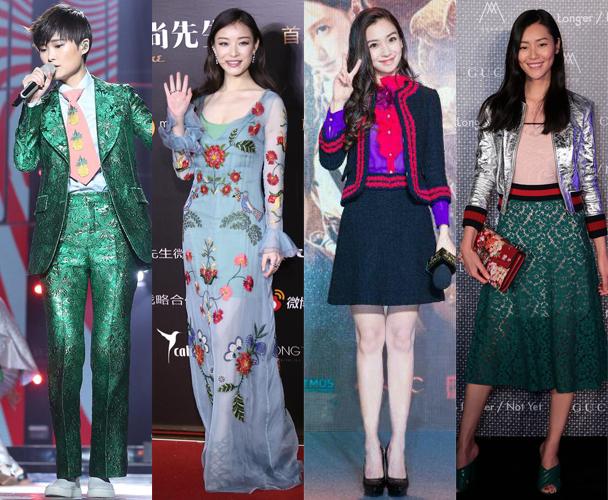 李宇春、倪妮、宋茜、刘雯、Angelababy都成了这股文艺女青年风的拥趸