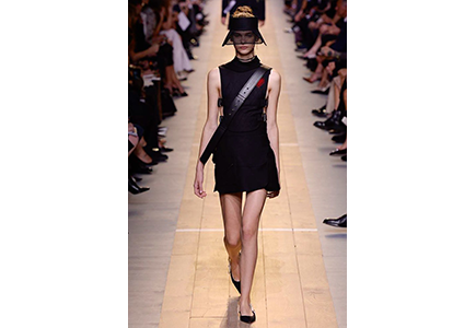 Christian Dior 2017春夏女装15