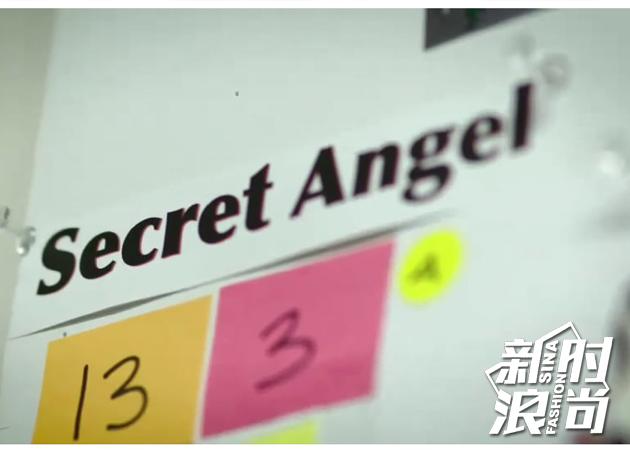 主题三:Secret-Angel