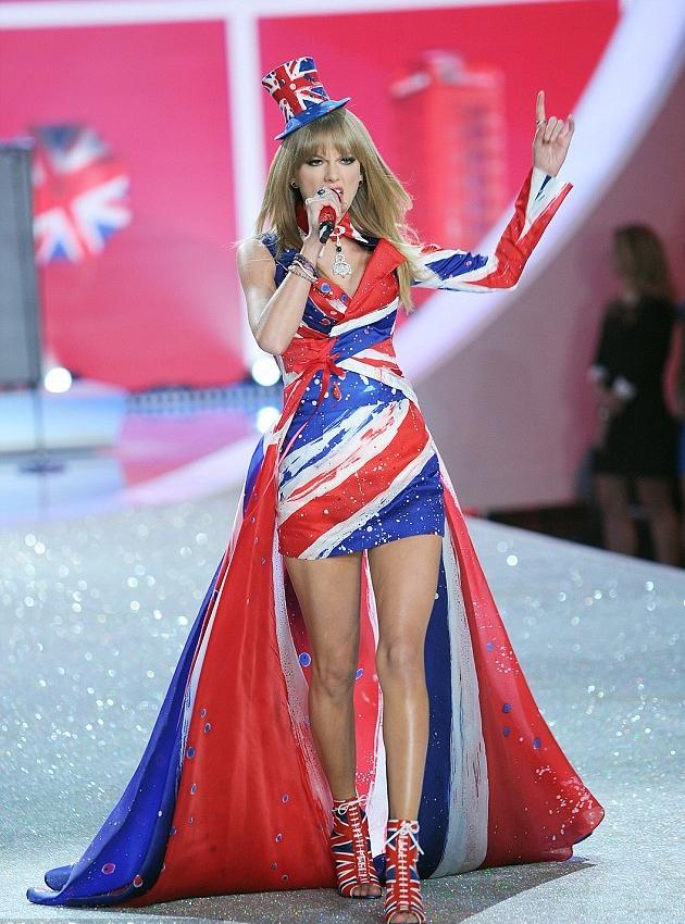 2013表演嘉宾:Taylor-Swift-
