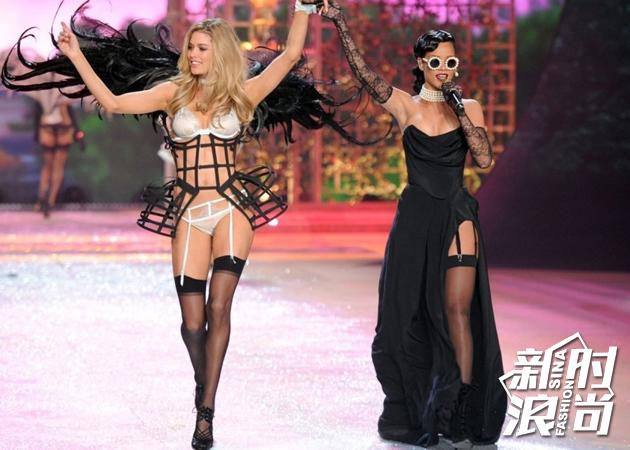 2012年表演嘉宾:Rihanna
