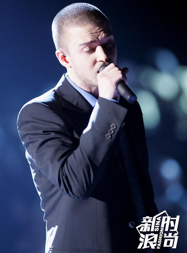 2006表演嘉宾:Justin-Timberlake