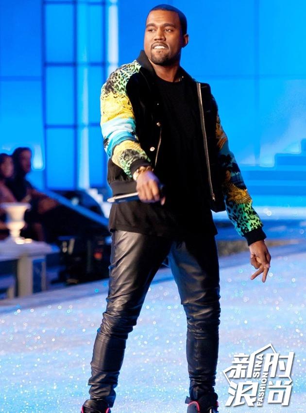 2011表演嘉宾:Kanye-West