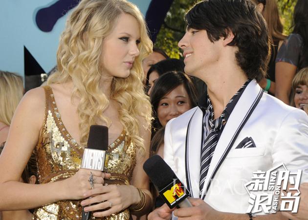 Taylor Swift和Joe Jonas