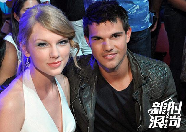 Taylor Swift与Taylor Lautner