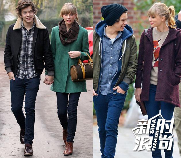 Taylor Swift与Harry Styles