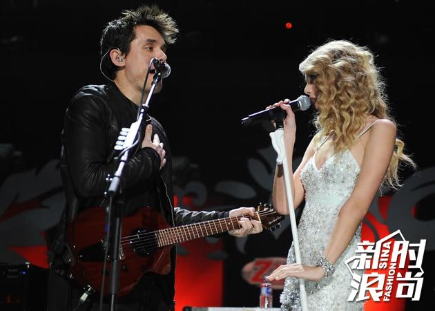 Taylor Swift与John Mayer