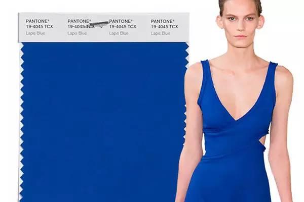 青金石蓝 PANTONE 19-4045 Lapis Blue