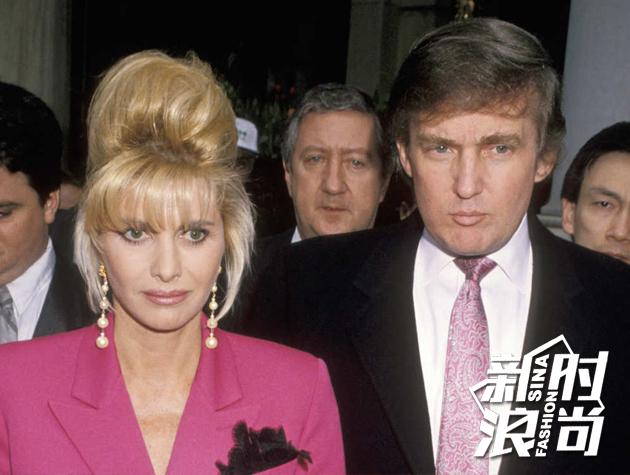 川普和他的第一任妻子