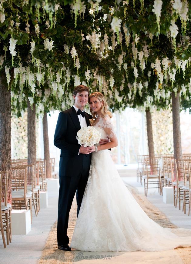 伊万卡的婚礼