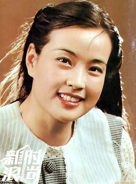 刘晓庆旧照