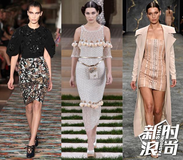 Dior和Chanel秀场中都能见到她的身影