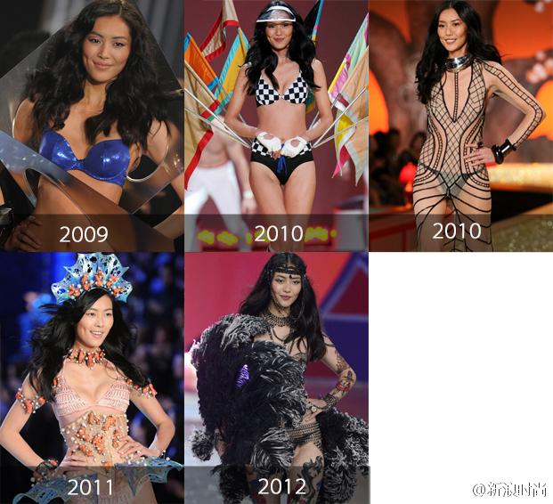 维密今年将有60位超模 Bella确认上秀刘雯或将放大招