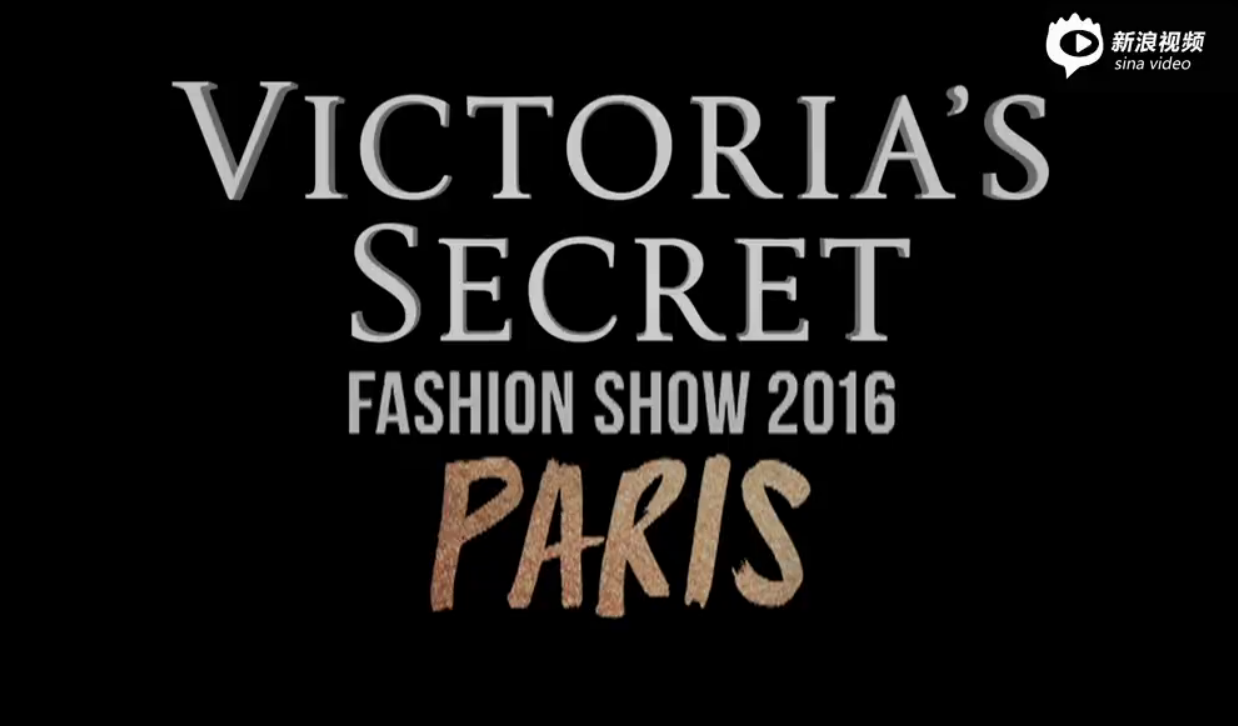 2016维多利亚的秘密天使秀场抢先看