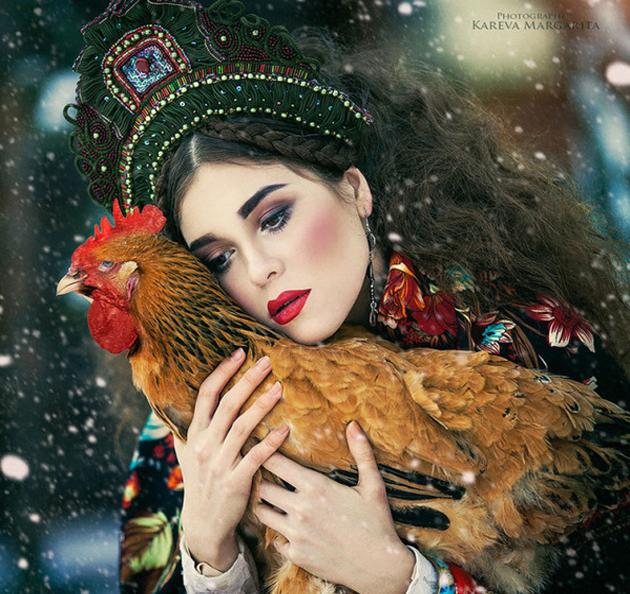 鸡年限量版奢侈品作妖 鸡看了估计都要气到说话