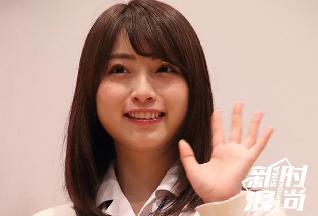"""这是日本""""第一可爱""""女高中生永井理子"""
