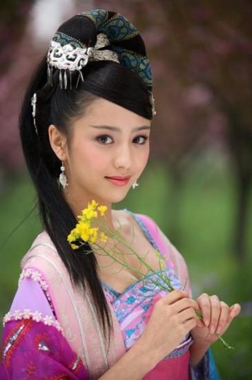 《王的女人》佟丽娅