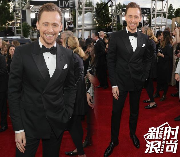 抖森Tom Hiddleston