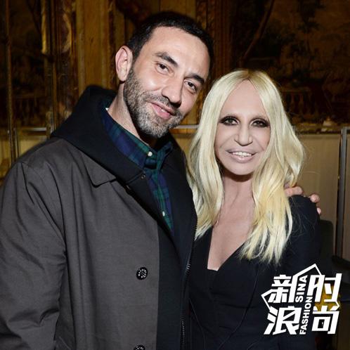 Donatella与Riccardo