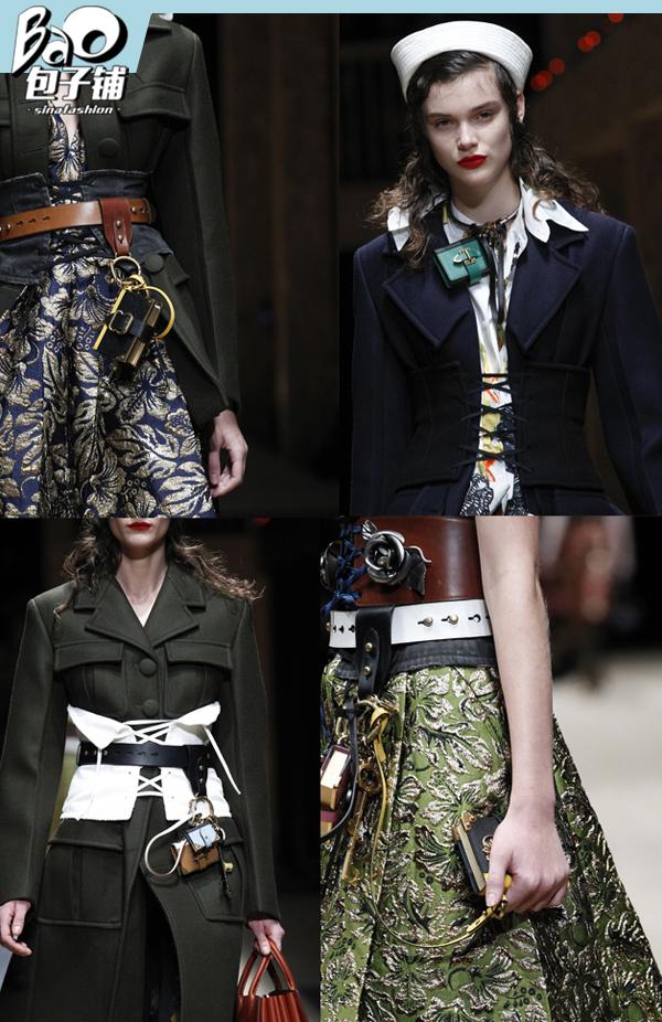 Prada的迷你包包