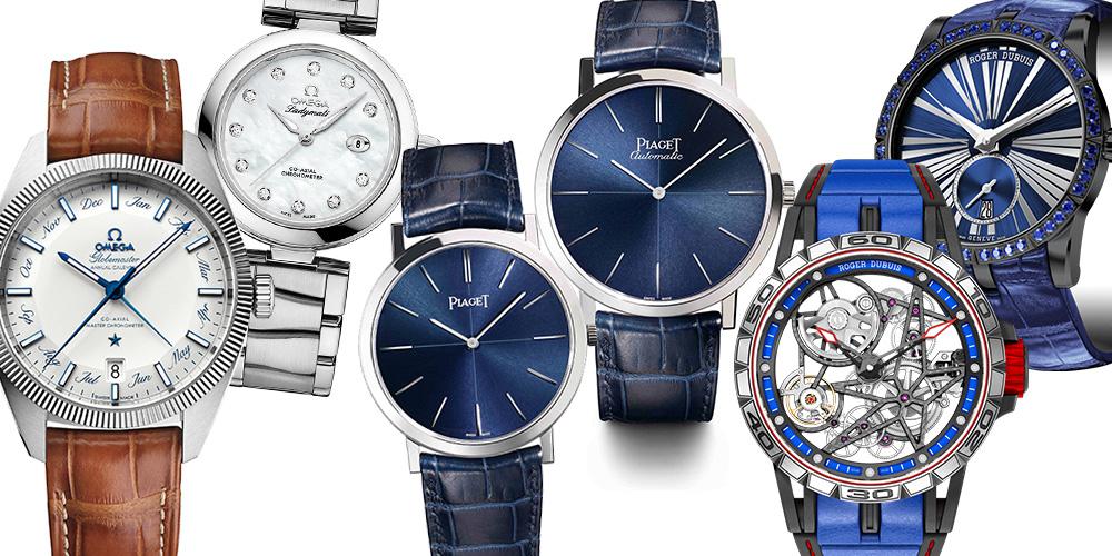 情人节送奢侈品 让这些腕表来给你的爱情代言