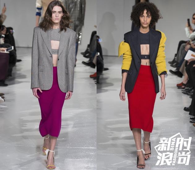 Calvin Klein 2017秋冬系列