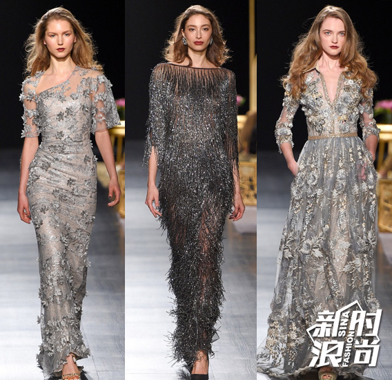 Badgley Mischka2017秋冬银