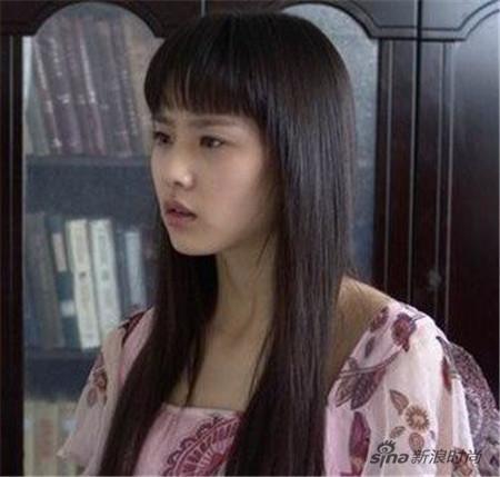 17岁的刘诗诗