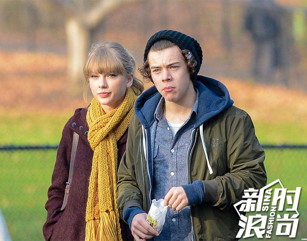 Harry Styles与Taylor Swift