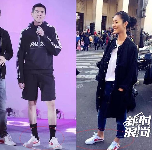 吴亦凡+刘雯
