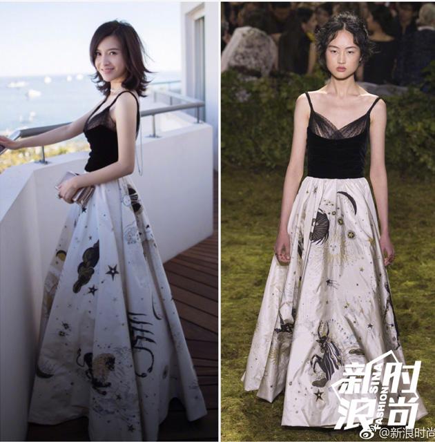 戛纳电影节的华人红毯系列 范爷11套造型收官春春贡献T台首秀 服饰潮流 图47