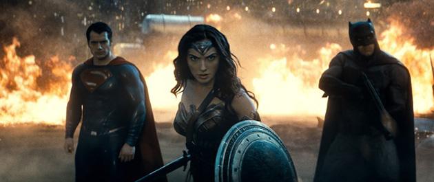 蝙蝠侠大战超人:正义黎明-的剧照