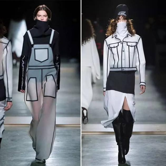 Wanda Nylon雨衣系列