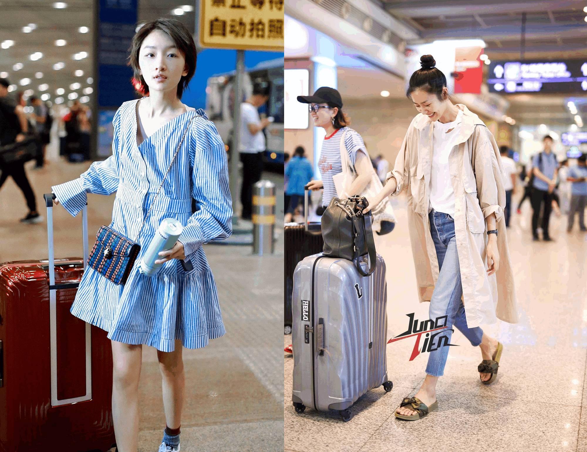最近综艺节目里,明星背了哪些好看包包?