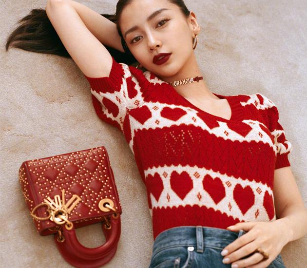 Dior推出七夕限定Dioramour系列手袋