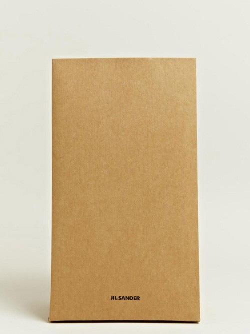 Jil Sander 1854 元的牛皮纸袋