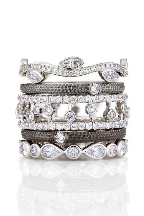 戴比爾斯鑽石戒指