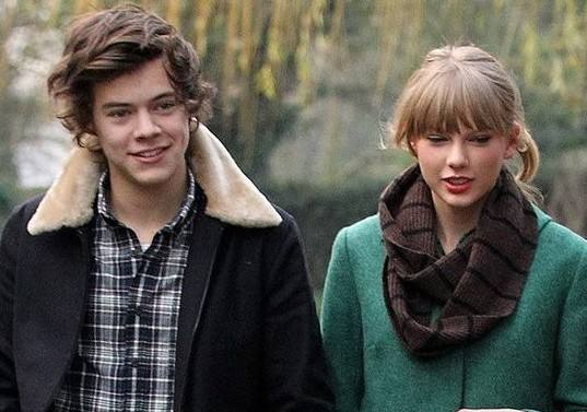 Harry Styles与Taylor Swift