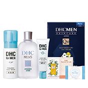 蝶翠诗/DHC 型男护肤全程组