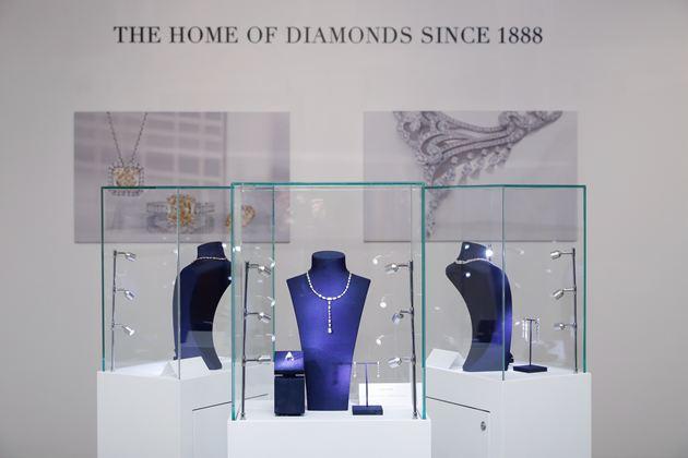 戴比尔斯钻石大师传奇承自1888
