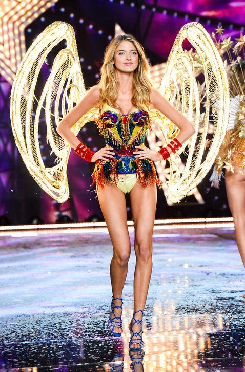2015年超模Martha Hunt