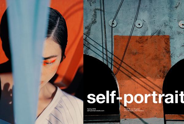 Self-Portrait广告
