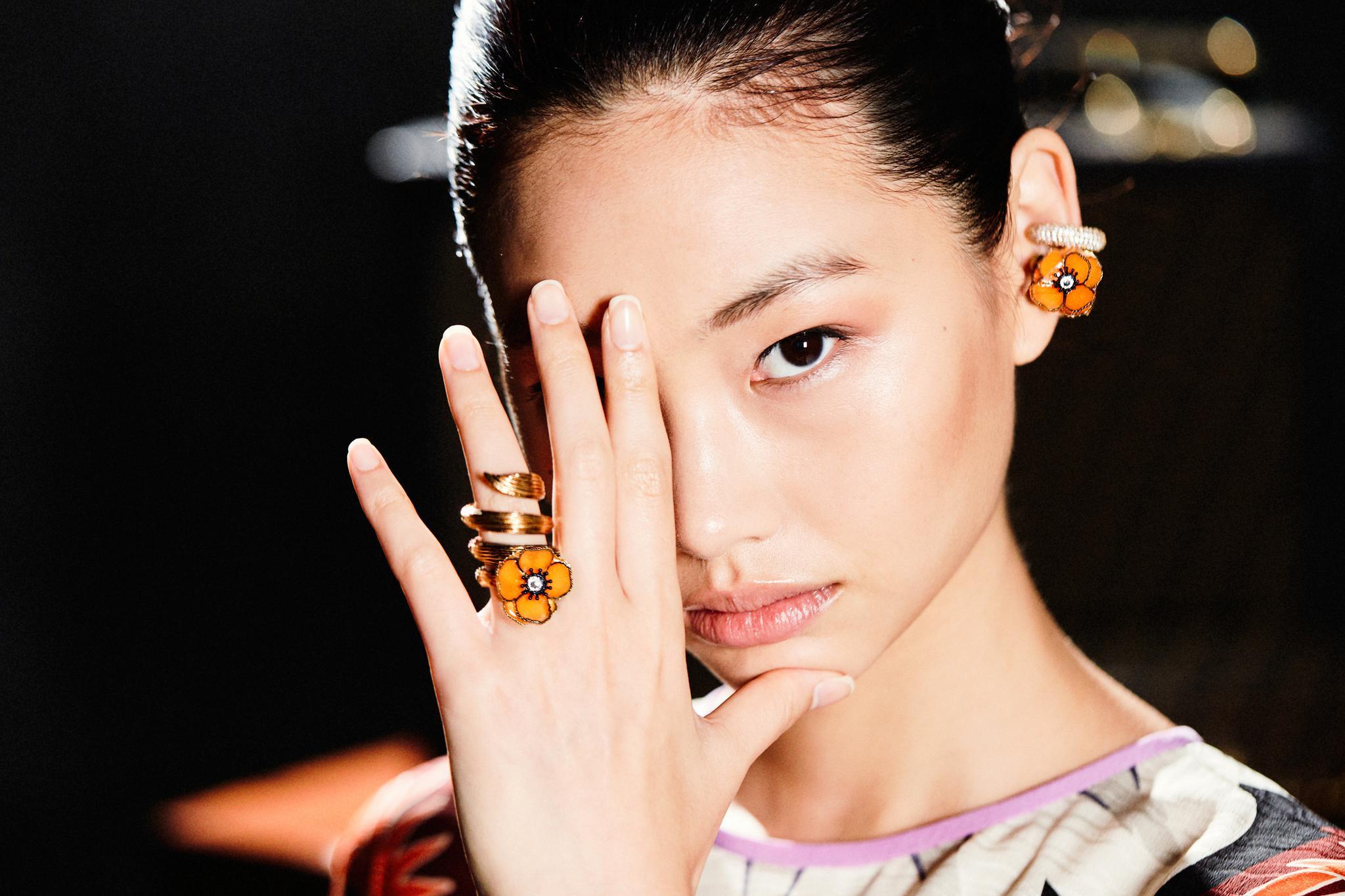 FENDI时尚珠宝系列