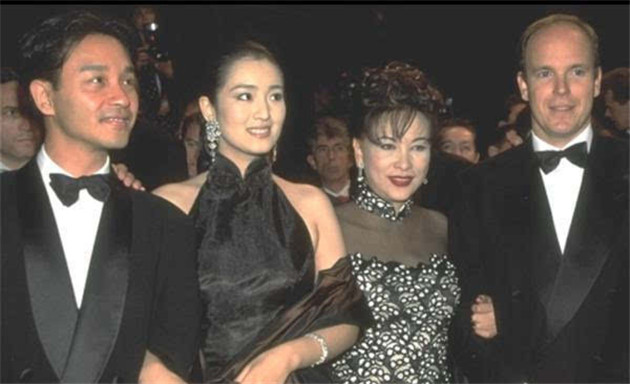 1996年《风月》入围第49届戛纳电影节