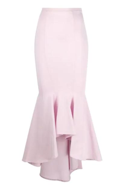 ALEXANDRE  VAUTHIER  鱼尾半身裙