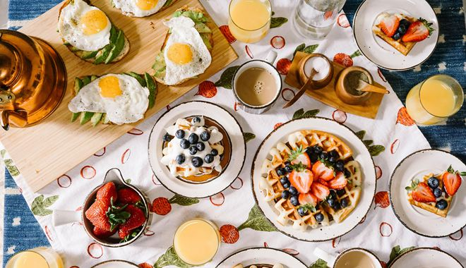 沪上10大全球早午餐轮番刷 最洋气的brunch进阶攻略