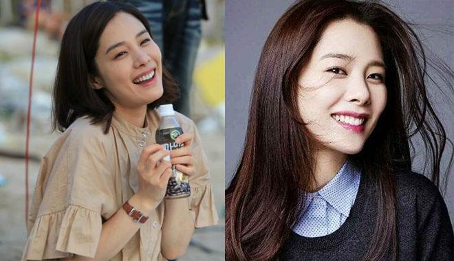 曾经是韩国灰姑娘女神 40岁还是一张天然少女脸