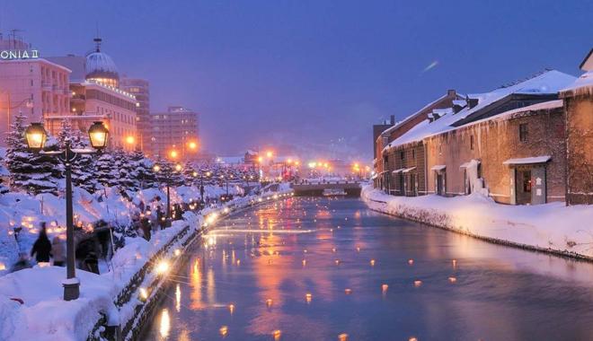 日本签证再次放宽 赏雪吃蟹泡温泉走起来!